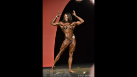 Erica Blockman - Women's Physique - 2015 Olympia thumbnail