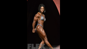 Dianne Brown - Women's Physique - 2015 Olympia thumbnail