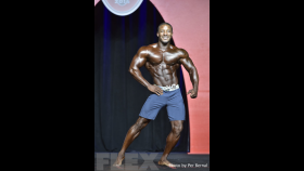 Antoine Weatherspoon - Men's Physique - 2016 Olympia thumbnail