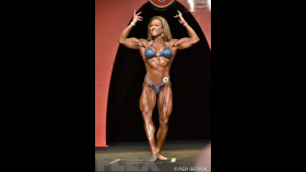 Gloria Faulls - Women's Physique - 2015 Olympia thumbnail