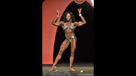 Sheronica Henton - Women's Physique - 2015 Olympia thumbnail