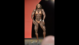 Candrea Judd-Adams - Women's Physique - 2015 Olympia thumbnail