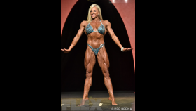 Mindi O'Brien - Women's Physique - 2015 Olympia thumbnail