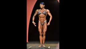 Mikaila Soto - Women's Physique - 2015 Olympia thumbnail