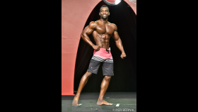 Maurice Arthur - Men's Physique - 2015 Olympia thumbnail