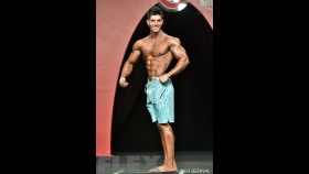 Johnny Bernstein - Men's Physique - 2015 Olympia thumbnail