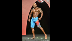 Jacques Lewis - Men's Physique - 2015 Olympia thumbnail