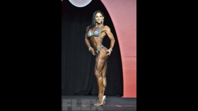 Derina Wilson - Fitness - 2016 Olympia thumbnail