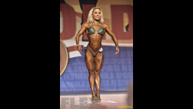 Piia Pajunen - Fitness International - 2016 Arnold Classic thumbnail