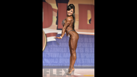 Myriam Capes - Fitness International - 2016 Arnold Classic thumbnail