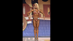 Regiane da Silva - Fitness International - 2016 Arnold Classic thumbnail