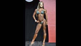 Margret Gnarr - Bikini - 2016 Olympia thumbnail