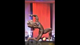 Danielle Reardon - Women's Physique International - 2016 Arnold Classic thumbnail