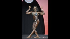Sheronica Henton - Women's Physique - 2016 Olympia thumbnail