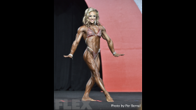 Danielle Reardon - Women's Physique - 2016 Olympia thumbnail