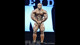Michael Lockett - Open Bodybuilding - 2016 Olympia thumbnail