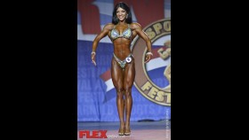 Candice Lewis - Figure International - 2014 Arnold Classic thumbnail