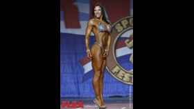 Trish Warren - Fitness International - 2014 Arnold Classic thumbnail