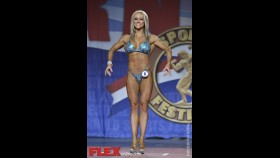 Kizzy Vaines - Fitness International - 2014 Arnold Classic thumbnail