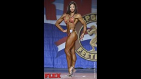 Michelle Blank - Fitness International - 2014 Arnold Classic thumbnail