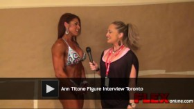 Ann Titone Figure Interview Toronto thumbnail