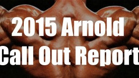 2015 Arnold Classic Pre-Judging Call Out Report thumbnail