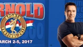 2017 Arnold Classic Video Thumbnail