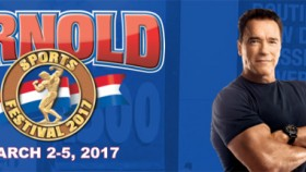2017 Arnold Classic Video Thumbnail