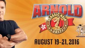 2016 Arnold Classic Asia Video Thumbnail