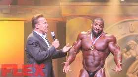 Cedric McMillan's Award Speech at the 2017 Arnold Classic thumbnail