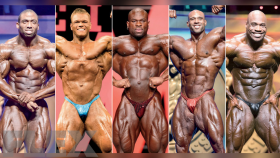 2017 Arnold Classic Lineup: Open Bodybuilding thumbnail