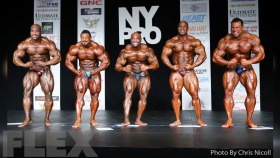 2016 IFBB New York Pro Finals Report thumbnail