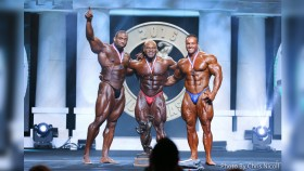 2016 Arnold Classic Official Scorecards thumbnail