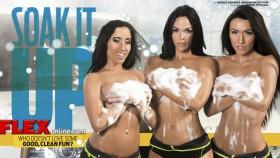 Another Flex Magazine Sexy Bikini Photo Shoot thumbnail