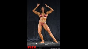 Maritza Martinez - 35+ Women's Physique Class B - 2012 North Americans thumbnail