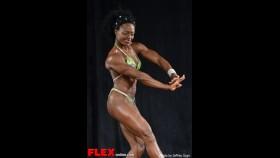 Jenetta Thompson - 35+ Women's Physique Class B - 2012 North Americans thumbnail
