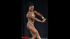 Jenetta Thompson - 35+ Women's Physique Class B - 2012 North Americans thumbnail