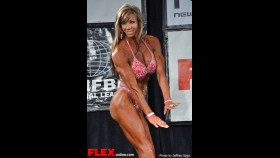 Lynnie Brooks - 35+ Women's Physique Class C - 2012 North Americans thumbnail