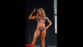 Michelle Grissom - 35+ Women's Physique Class C - 2012 North Americans thumbnail