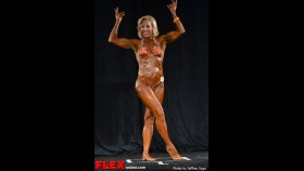 Maggie Moxley - 35+ Women's Physique Class C - 2012 North Americans thumbnail