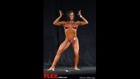 Kelli McCall - Women's Physique Class B - 2012 North Americans thumbnail