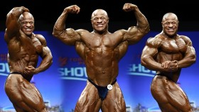 Bill Wilmore to Defend Toronto Pro Title thumbnail