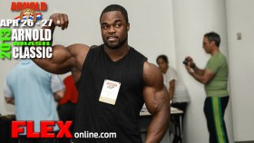 2013 Arnold Brazil Full Results - Brandon Curry Wins thumbnail