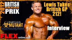 Flex Lewis Interview after the British Grand Prix thumbnail