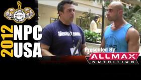 Christopher Villa Interview Before the 2012 NPC USA'a thumbnail
