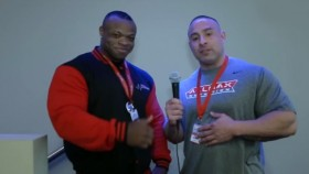 2013 Toronto Pro Interview With Clarence DeVis thumbnail