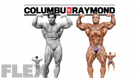 Virtual Posedown: Franco Columbu vs. Jose Raymond thumbnail