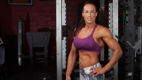 American Media, Inc.'s Weider Publications Signs IFBB Women's Physique Pro Dany Garcia thumbnail