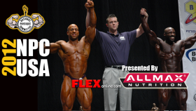 Light Heavyweight and Overall Winner Darron Glenn thumbnail