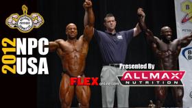 Light Heavyweight and Overall Winner Darron Glenn thumbnail